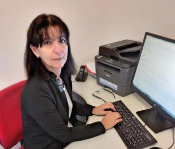 Fabiana Colista - Ufficio Segreteria